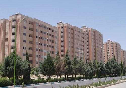 تعاونی مسکن دانشکده علوم پزشکی تهران