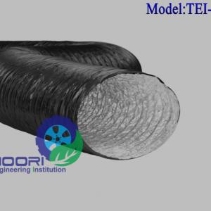 لوله فلکسیبل با روکش PVC  (کمبی)