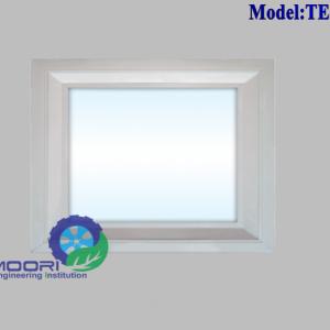 دریچه روشنایی سقف سرویس